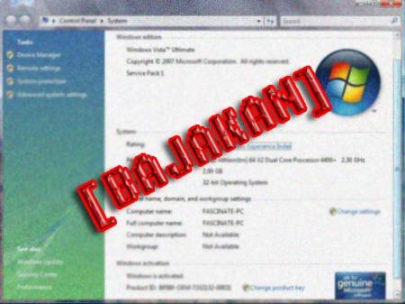 Dilemma Software Bajakan VS Original 4