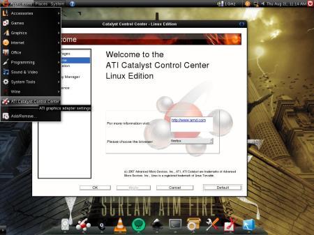 Langkah Mudah Instalasi Driver Ati Radeon di Linux 2