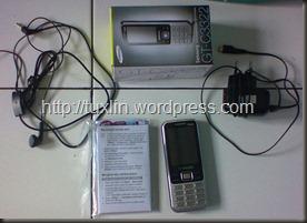 Samsung GT-C3322 Lakota DUOS 1
