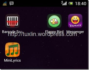 MiniLyric Android_01