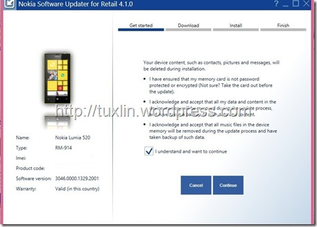 Update Noka Lumia 520_05