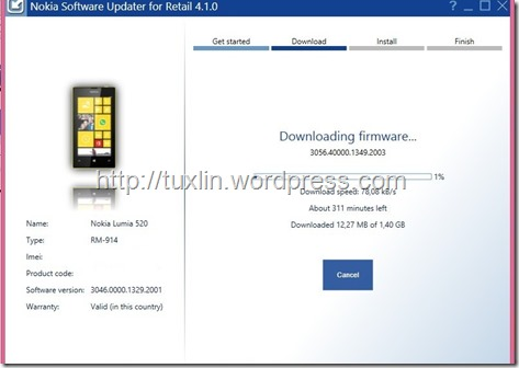 Update Noka Lumia 520_07