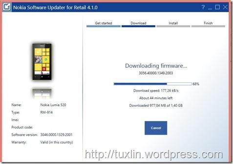 Update Noka Lumia 520_09