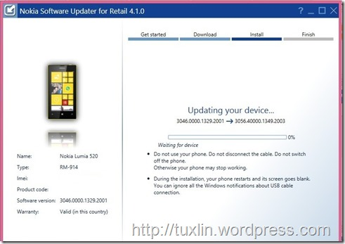 Update Noka Lumia 520_11